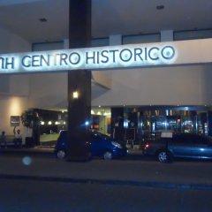 Отель NH Mexico City Centro Histórico развлечения