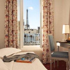 Отель Les Jardins D'Eiffel Париж комната для гостей фото 5