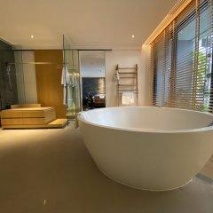 Отель Ad Lib ванная фото 2