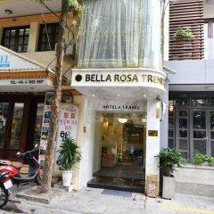 Отель Hanoi Bella Rosa Trendy Hotel Вьетнам, Ханой - отзывы, цены и фото номеров - забронировать отель Hanoi Bella Rosa Trendy Hotel онлайн вид на фасад