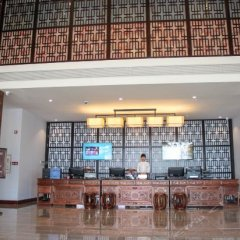 Отель Jielv Hangkong Hostel Китай, Чжухай - отзывы, цены и фото номеров - забронировать отель Jielv Hangkong Hostel онлайн интерьер отеля