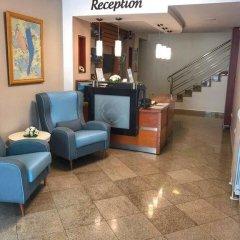 Hotel Anita Бечичи интерьер отеля