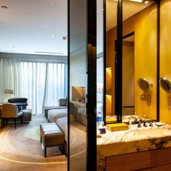 Отель Hyatt Regency Tianjin East ванная фото 2