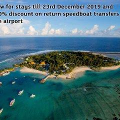 Отель Holiday Inn Resort Kandooma Maldives фитнесс-зал