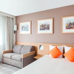 Отель Novotel Amsterdam City 4* Улучшенный номер фото 3