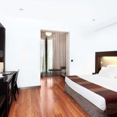 Отель Catalonia Port Испания, Барселона - отзывы, цены и фото номеров - забронировать отель Catalonia Port онлайн комната для гостей фото 5