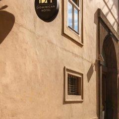 Отель The Dominican Прага сейф в номере
