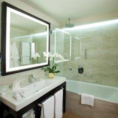 Отель Starhotels Michelangelo Италия, Флоренция - отзывы, цены и фото номеров - забронировать отель Starhotels Michelangelo онлайн ванная