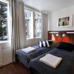 Отель Forenom Aparthotel Helsinki Kamppi комната для гостей фото 2