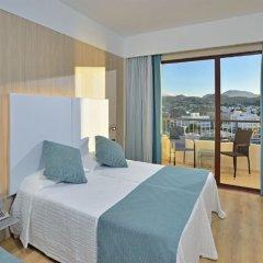 Отель Alua Hawaii Ibiza Испания, Сан-Антони-де-Портмань - отзывы, цены и фото номеров - забронировать отель Alua Hawaii Ibiza онлайн комната для гостей фото 4