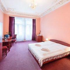 Отель Kucera Чехия, Карловы Вары - 6 отзывов об отеле, цены и фото номеров - забронировать отель Kucera онлайн комната для гостей фото 4