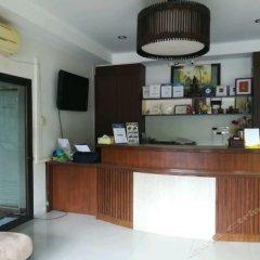 Отель Promtsuk Buri интерьер отеля фото 2