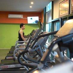 Отель Ravipha Residences фитнесс-зал фото 2