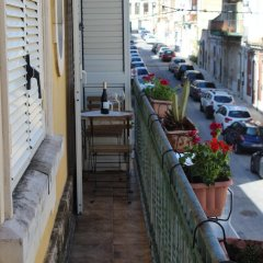 Апартаменты Apartment With 2 Bedrooms in Siracusa, With Wonderful City View, Furnished Balcony and Wifi - 300 m From the Beach Сиракуза