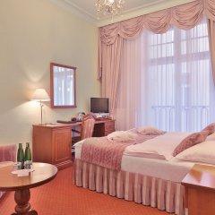 Hotel Olympia Карловы Вары комната для гостей фото 3