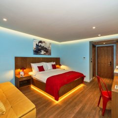 Endless Hotel Taksim комната для гостей фото 3