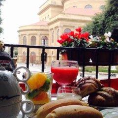 Отель Massimo Plaza Италия, Палермо - отзывы, цены и фото номеров - забронировать отель Massimo Plaza онлайн питание фото 2