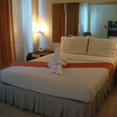 Отель Sapphirtel Inn Бангкок комната для гостей фото 4