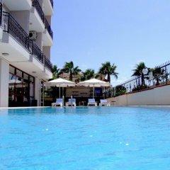 Albayrak Apart Hotel Чешме бассейн