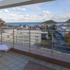 Отель CODINA Сан-Себастьян балкон