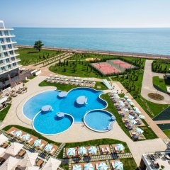 Гостиница Radisson Collection Paradise Resort and Spa Sochi пляж