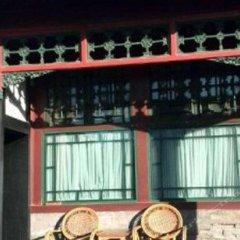 Отель Courtyard 7 Пекин спортивное сооружение
