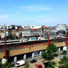 Hotel Continental Gare du Midi балкон