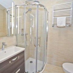 Апартаменты Grand Apartments - Bastion Wałowa Гданьск ванная фото 2