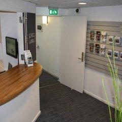 Отель Faber Дания, Орхус - отзывы, цены и фото номеров - забронировать отель Faber онлайн интерьер отеля