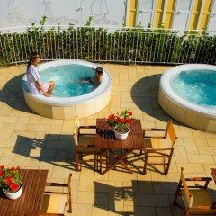 Отель Cannes Италия, Риччоне - отзывы, цены и фото номеров - забронировать отель Cannes онлайн бассейн фото 3
