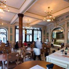 Отель Pestana Porto- A Brasileira City Center & Heritage Building питание