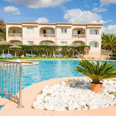 Отель Apartamentos Sol Romantica бассейн фото 3