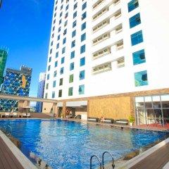 Апартаменты Nha Trang Star Beach Apartments бассейн