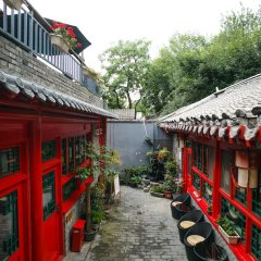 Beijing 161 Lama Temple Courtyard Hotel детские мероприятия фото 2