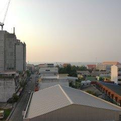 Отель Cityview Residence балкон