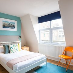 Хостел Bloomsbury Rooms with Shared Bathrooms детские мероприятия