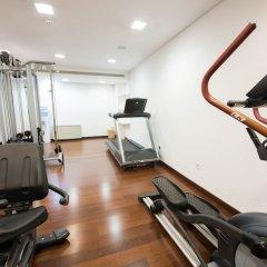 Hotel Carris Porto Ribeira фитнесс-зал фото 4