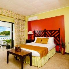 Отель Kaz Kreol Beach Lodge & Wellness Retreat комната для гостей фото 4