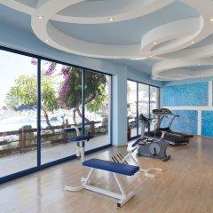 Отель Rodos Princess Beach Родос фитнесс-зал фото 2