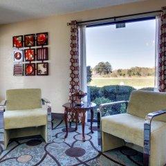 Отель Rodeway Inn Meridian комната для гостей фото 2