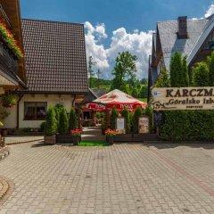 Отель Willa Góralsko Riwiera Польша, Закопане - отзывы, цены и фото номеров - забронировать отель Willa Góralsko Riwiera онлайн фото 2