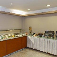 Отель Africa Hotel Греция, Родос - 1 отзыв об отеле, цены и фото номеров - забронировать отель Africa Hotel онлайн питание фото 2