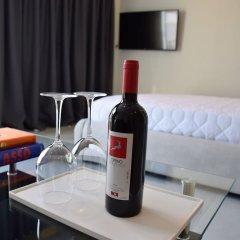 Отель 24K Athena Suites Афины в номере