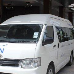 Отель Novotel Phuket Kamala Beach городской автобус
