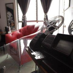 Отель Estación 13 Мексика, Гвадалахара - отзывы, цены и фото номеров - забронировать отель Estación 13 онлайн гостиничный бар
