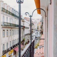 Отель São Bento by Lisbon Inside Out балкон