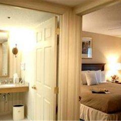 Отель Homewood Suites Columbus-Worthington Колумбус ванная