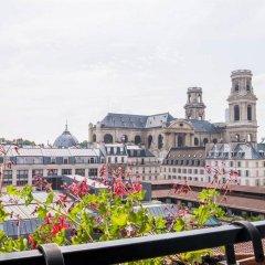 Отель Hôtel Clément балкон