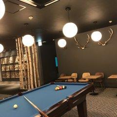 Отель KUMOI Камикава гостиничный бар