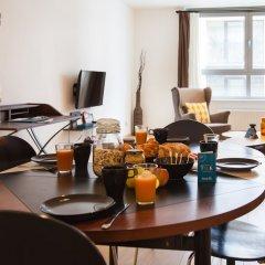 Апартаменты Sweet Inn Apartments Argent Брюссель питание